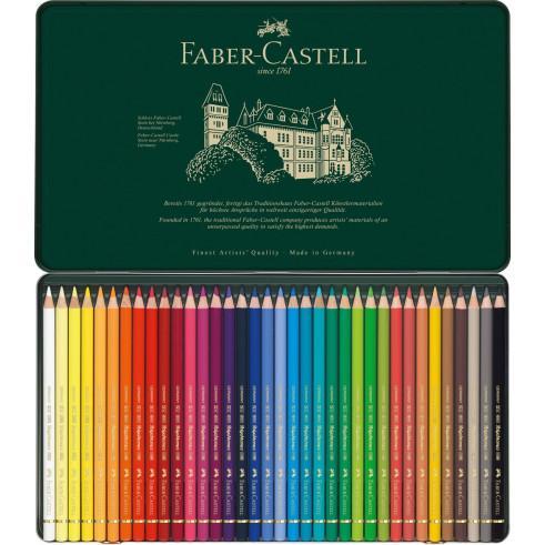 Faber Castell Polychromos Coloured Pencil Set of 36