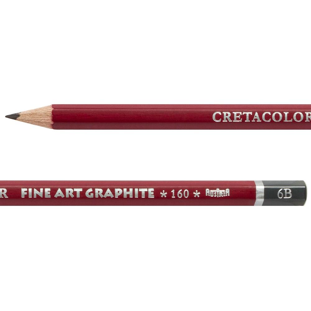 Cretacolor Fine Art Graphite - 6B